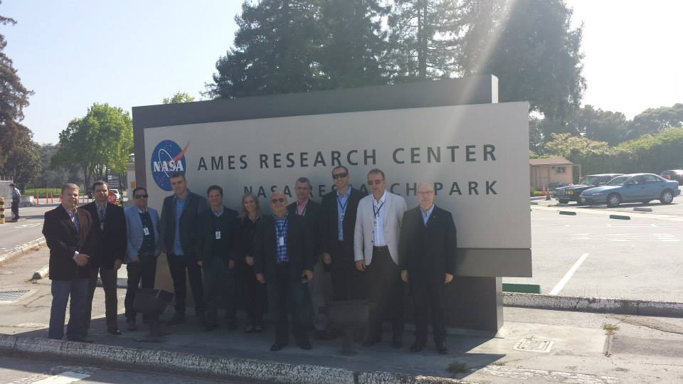 NASA, Singularity University - San Francisco